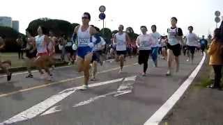 第6回さんむロードレース大会 10km 5kmの部 千葉県山武市蓮沼