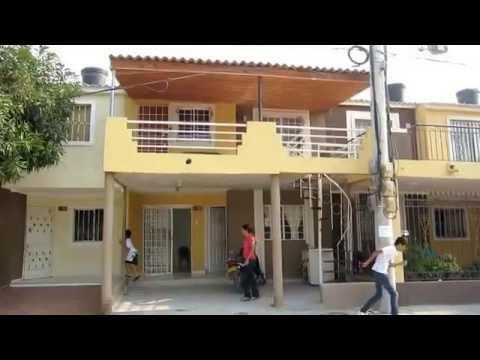 planos de casas de dos pisos con locales comerciales