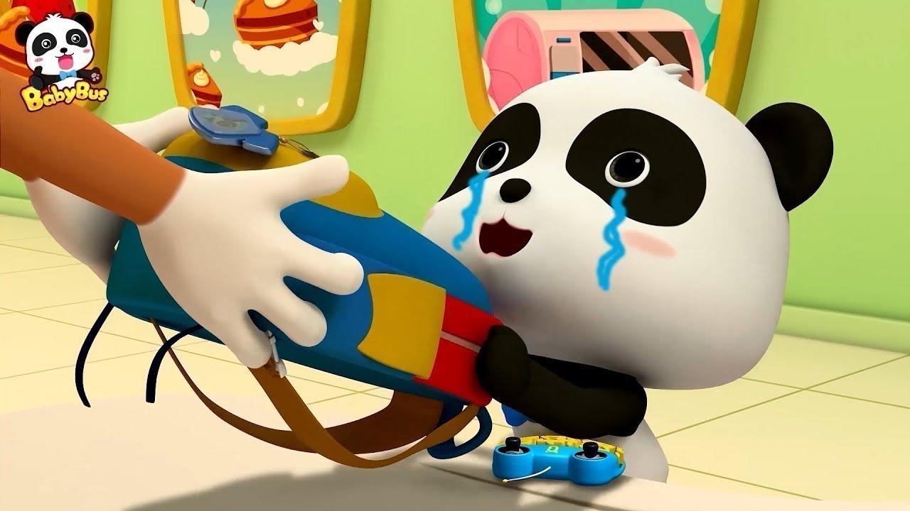 Download Kiki No Puede Conseguir Su Mochila   Dibujos Animados Infantiles   Kiki y Sus Amigos   BabyBus