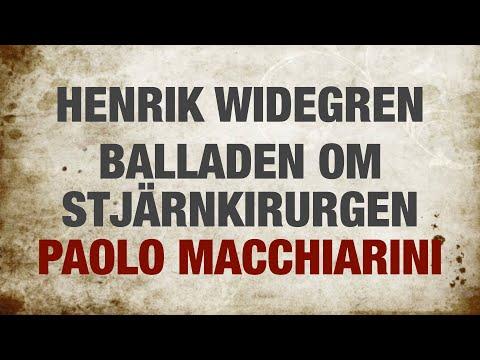 Balladen om stjärnkirurgen Paolo Macchiarini