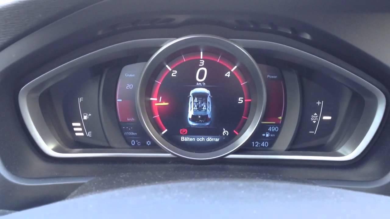 hight resolution of v40 digital dashboard