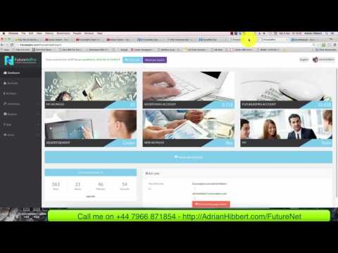 FutureAdPro – Watch me Buy 80 Ad Packs using Bitcoin – 9th April 2016