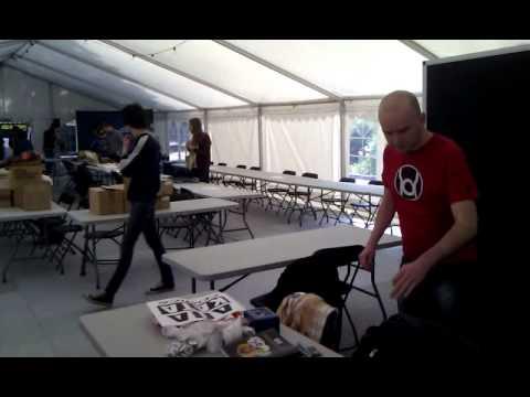 Oslo Comic Expo 2011. (2/6)