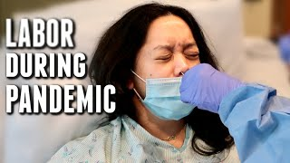 Going into Labor During the Pandemic - itsjudyslife