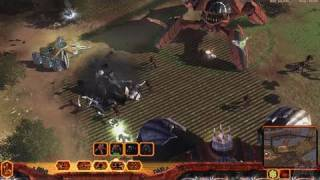 Universe at War: Earth Assault PC Games Gameplay -