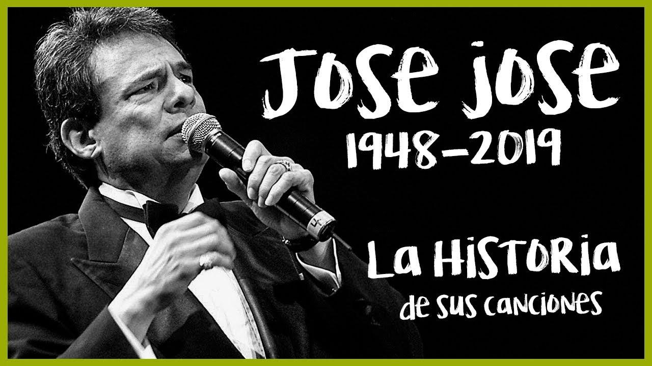 JOSE JOSE,  LA HISTORIA DE SUS CANCIONES (STORYTIME)