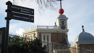 Greenwich Time Ball Malfunction (Prime Meridian of the World)
