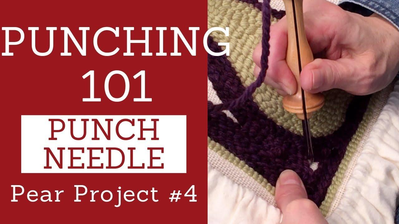 Punching 101 - YouTube