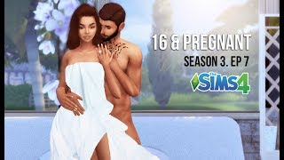 16 & PREGNANT | SEASON 3.EP.7 | A Sims 4 Series