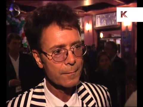 1990s Cliff Richard Interview, Summer Holiday