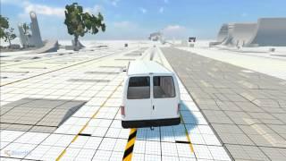 Давайте ломать машины в BeamNG Drive