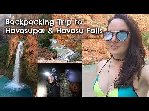 Havasupai Backpacking & Camping Trip Guide