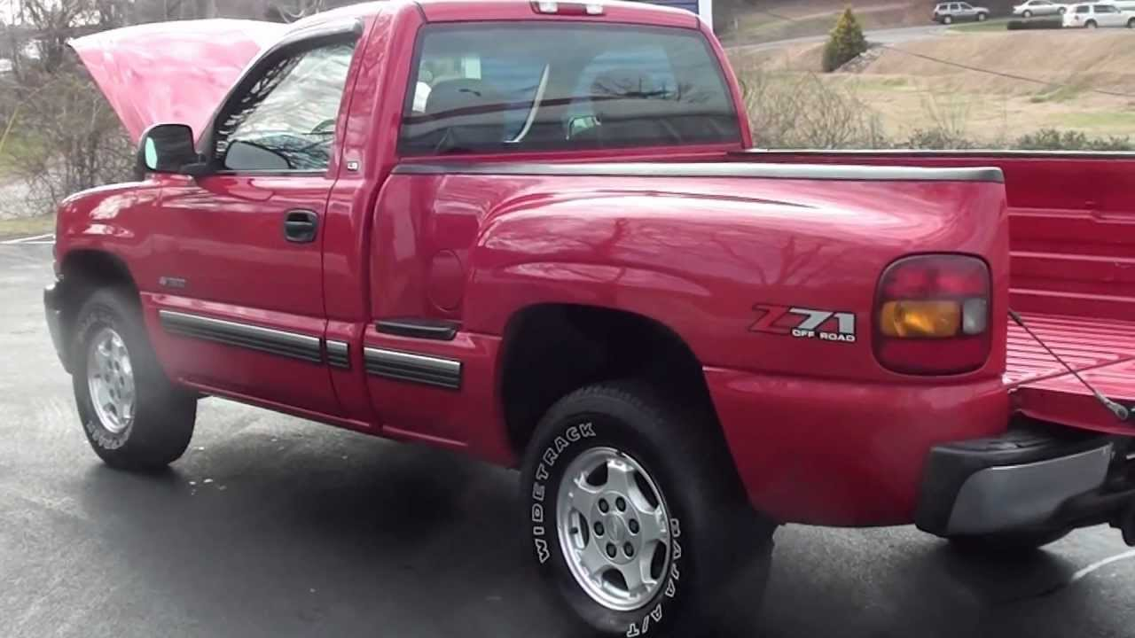 For Sale 2002 Chevrolet Silverado Z71 Off Road Step Side