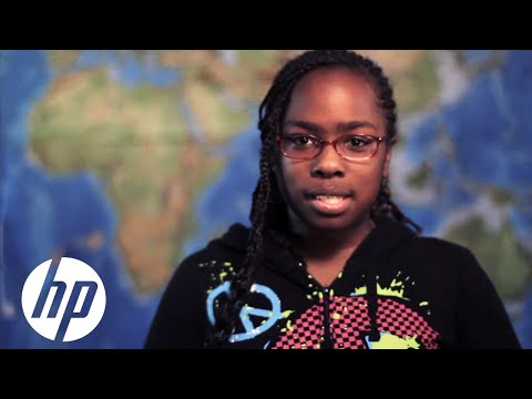 Christohpe Mosby, HP's Corporate Counsel | HP Volunteers | HP
