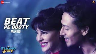 Download Hindi Video Songs - Beat Pe Booty - Making | A Flying Jatt | Tiger S, Jacqueline F | Sachin, Jigar, Vayu & Kanika K