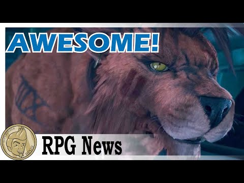 New Final Fantasy VII Remake is Pure Hype! - The JRPG Weekly Update - 동영상