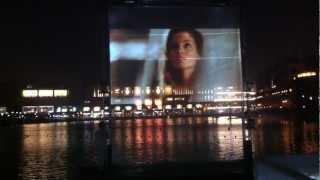 Поющий фонтан Дубай 2013