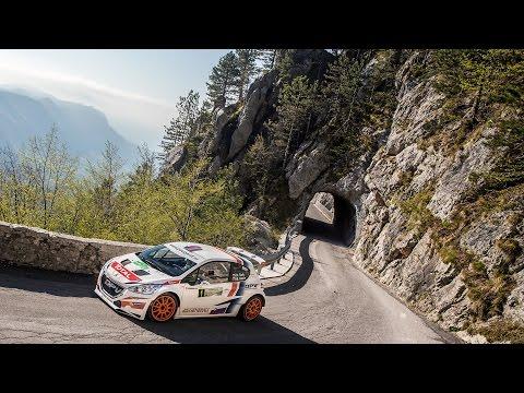 7. rally Vipavska dolina 2017 | SS 2 - Predmeja | Rok Turk - Blanka Kacin (Peugeot 208 T16)