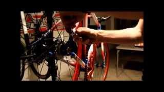 Building my fixed gear bike