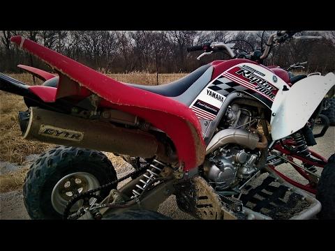 2009 Yamaha Raptor 700r GYTR Exhaust And Intake