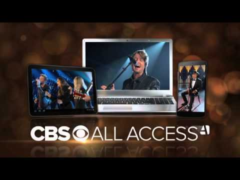 CBS All Access The Academy of Country Music Awards