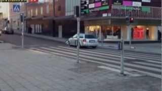 Echte Schießerei auf offener Straße