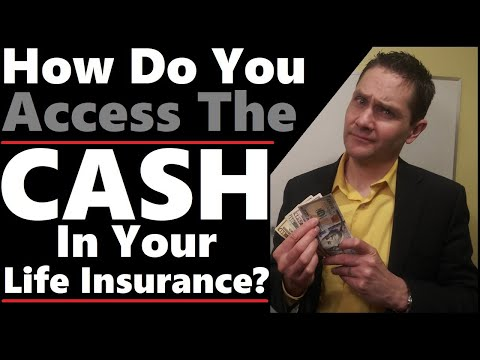 How to Get Cash Out of a Life-Insurance Policy: Loan ...