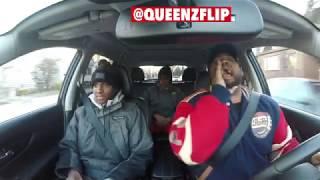 QUEENZFLIP -DJGMONEY BLACKS OUT TO  REGGAE MIX