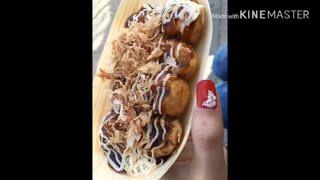 Food Street Japan / Jajanan Enak dan Murah di Kyoto, Osaka, Tokyo Jepang!!!