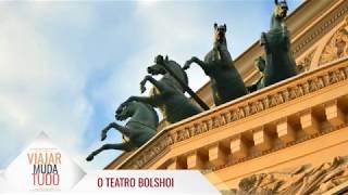 Apresentando o Teatro Bolshoi