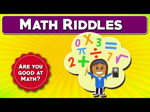 Math Riddles : top 5 math riddles(2018) | 99% people can't solve