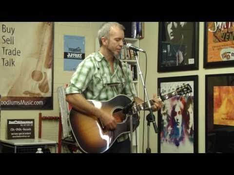 JJ Grey Acoustic ~ Gotta Know ~ Hoodlums Music Store, Phoenix, Arizona