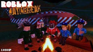 Roblox JAILBREAK 40 - WE ARE CAMPING COPS!