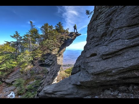 Grandfather Mountain Ladders Trail