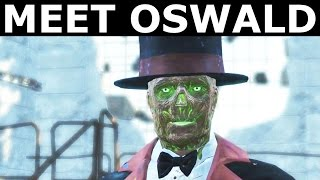"Fallout 4 Nuka World - Meet Oswald The Outrageous - ""A Magical Kingdom"" Quest"