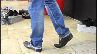 видео Мужская обувь Baldinini
