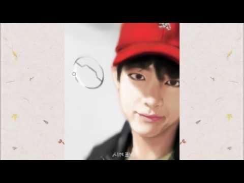 Speed Paint : BTS Taehyung/Taedashi
