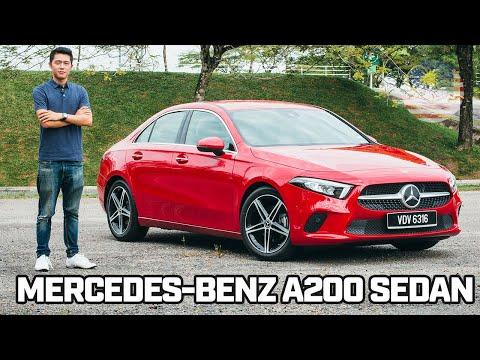 大馬最便宜 Mercedes 房车 Mercedes-Benz A200 Sedan !
