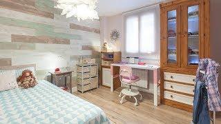 Gambar cover Decorar dormitorio juvenil con estudio rosa - Programa completo - Decogarden