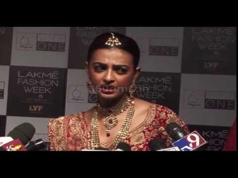 Radhika Apte Talks About Leaked Nude Scene From Film Parched | Lakme Fashion Week 2016 thumbnail