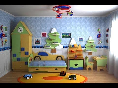 Детская мебель Лунная Сказка от http://www.orbita-mebel.ru