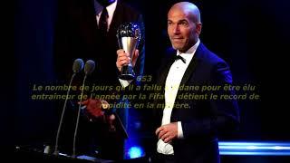 Palmares de zidane et le nouveau entraineur potentiel du Real madrid