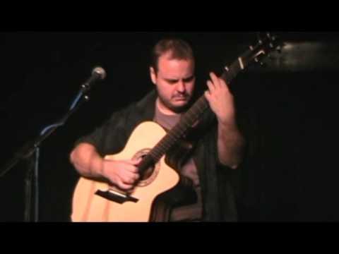 Shanghai - Andy McKee - Piermont, NY 3/3/09 (8/15)