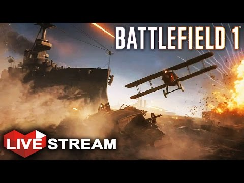 Battlefield 1 Gameplay | World War 1...