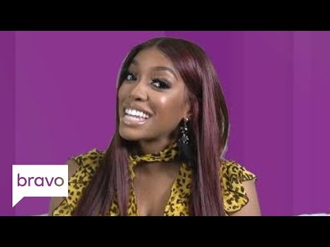Pregnant Real Housewife of Atlanta Porsha Williams Tests Baby Food | The Daily Dish | Bravo