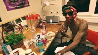 Wiz Khalifa - Smokin Drink ft Problem (Official Video)