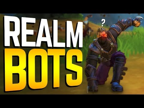 What's Happening in Realm Royale?
