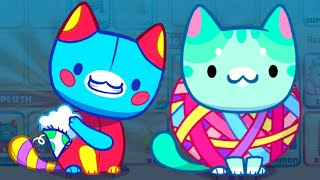 NEW CATS PART 1 | CAT GAME COLLECTOR