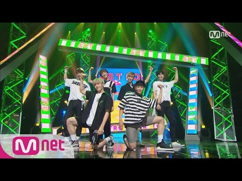 [ASTRO - Breathless] KPOP TV Show | M COUNTDOWN 160728 EP.485
