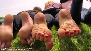 Repeat youtube video 3 Lovely Beach Feet